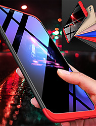 economico -Custodia Per OnePlus OnePlus 6 Resistente agli urti Integrale Tinta unita Resistente PC per OnePlus 6 / One Plus 5 / OnePlus 5T