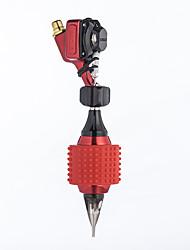 economico -Macchina del tatuaggio Kit tatuaggio professionale - 1 pcs Macchinette per Tatuaggio , Kit 8 W 1 x macchina rotante per linee e ombre