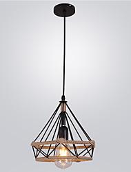 preiswerte -Geometrisch Kronleuchter Raumbeleuchtung - Neues Design, 110-120V / 220-240V Glühbirne nicht inklusive