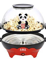 abordables -Moulins et moulins à provisions Design nouveau PP / ABS + PC Popcorn Maker 220-240 V 800 W Appareil de cuisine