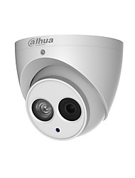 economico -dahua® ipc-hdw4831em-ase 8mp ir poe ip67 built-in mic eyeball network dome camera