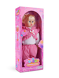 cheap -Reborn Doll / Fashion Doll Baby Girl 24 inch Silicone Kid's Girls' Gift