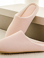 cheap -Women's Slippers Slippers / House Slippers Ordinary Terry solid color
