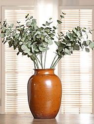 abordables -Fleurs artificielles 1 Une succursale Classique Rustique Plantes Arbre de Noël