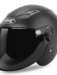 Недорогие -YOHE YH-837-R Каска Взрослые Универсальные Мотоциклистам Ударопрочный / Дышащий