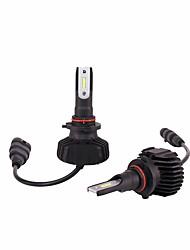 cheap -2pcs 9005 Car Light Bulbs 90 W Integrated LED 9000 lm 32 LED Headlamp For Toyota / Audi / Acura RAV4 / A8 / Land Cruiser Universal