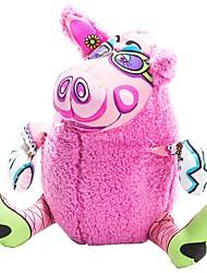 Недорогие -Жевательные игрушки / Плюшевые игрушки / Игрушки с писком Подходит для домашних животных / Мультфильм игрушки Плюш Назначение Коты