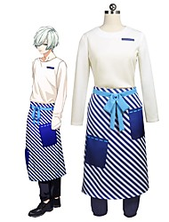economico -Ispirato da Cosplay Cosplay Anime Costumi Cosplay Abiti Cosplay Altro Manica lunga Top / Pantaloni / Grembiule Per Unisex