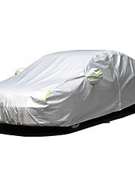 economico -Coppa larga Coperture per auto Tessuto Oxford / Pellicola di alluminio Riflessivo / Barra di avviso For Mercedes-Benz GLK300 Tutti gli