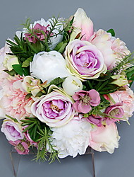 cheap -Artificial Flowers 1 Branch Single Wedding Hydrangeas / Calla Lily Tabletop Flower