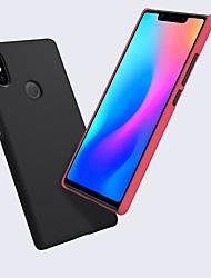 abordables -Nillkin Coque Pour Xiaomi Redmi S2 / Mi 8 SE Dépoli Coque Couleur Pleine Dur PC pour Redmi Note 5A / Xiaomi Redmi Note 5 Pro / Xiaomi Redmi S2