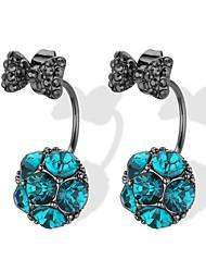 cheap -Women's Drop Earrings - Stylish Rainbow / Green / Blue For Date / Birthday