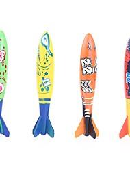 Недорогие -Рыбки Водные шары Взаимодействие родителей и детей / 4 pcs Детские Все Мальчики Девочки Игрушки Подарок