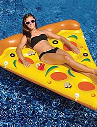 economico -Pizza Piscine galleggianti gonfiabili PVC Duraturo, Gonfiabile Nuoto / Sport acquatici per Adulto 180*155*20 cm