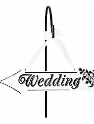cheap -Wedding / Wedding Party Wood Wedding Decorations Garden Theme / Romance / Wedding All Seasons