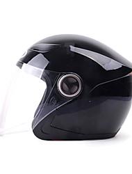 abordables -YEMA 619 Casque Bol Adultes Unisexe Casque de moto Antichoc / Anti UV / Coupe-vent