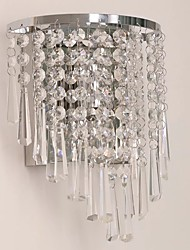 Kristalna zidna svjetla
