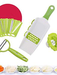 baratos -Utensílios de cozinha Aço Inoxidável + Plástico ABS Gadget de Cozinha Criativa Peeler & Grater Uso Diário / Para utensílios de cozinha 1pç