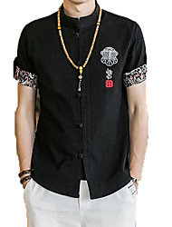 abordables -Chemise pour hommes - Tribal Stand