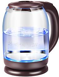 baratos -chaleiras eléctricas Portátil vidro / Aço Inoxidável Fornos de água 220-240 V 1500 W Utensílio de cozinha