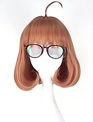 baratos -Perucas de Cosplay Para além do limite Fantasias Anime Perucas de Cosplay 76.2 cm CM Fibra Resistente ao Calor Todos