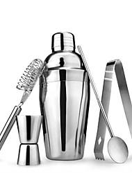 Недорогие -Инструменты для барменов и сомелье нержавеющий, Вино Аксессуары Высокое качество творческий для Barware Классический 5 шт.