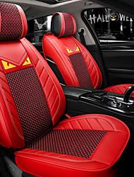 Недорогие -ODEER Чехлы на автокресла Чехлы для сидений Красный текстильный Общий for Универсальный Все года Все модели