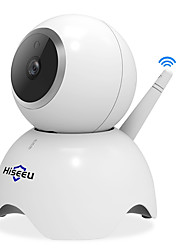 Недорогие -Hiseeu FH9C 2 mp IP Camera Крытый Support64 GB