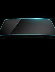economico -Nero Adesivi auto Lavoro Pellicola parabrezza anteriore (Trasmittanza> = 70%) Car Film