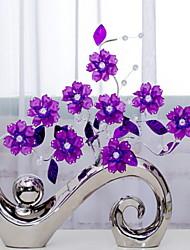 Недорогие -1шт стекло / Керамика Простой стиль для Украшение дома, Домашние украшения Дары