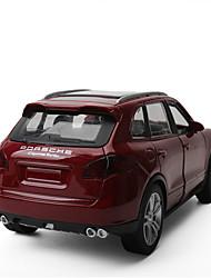 Недорогие -Игрушечные машинки Транспорт Автомобиль Вид на город Cool утонченный Металл Для подростков Все Мальчики Девочки Игрушки Подарок