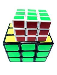 Недорогие -Кубик рубик QI YI USB-игрушка 3*3*3 Спидкуб Кубики-головоломки головоломка Куб Стресс и тревога помощи Товары для офиса Подростки Взрослые Игрушки Мальчики Девочки Подарок