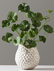 preiswerte -Künstliche Blumen 1 Ast Klassisch Stilvoll Pflanzen Tisch-Blumen