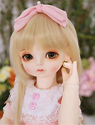 Недорогие -OuenElfs Кукла с шаром Блайт Кукла Девочки 16 дюймовый Полный силикон для тела - Очаровательный утонченный Высокотемпературные резистивные парики Детские Универсальные / Девочки Игрушки Подарок