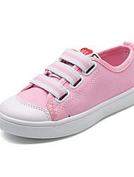 preiswerte -Jungen / Mädchen Schuhe Leinwand Frühling Sommer / Herbst Winter Komfort Sneakers für Kinder / Baby Gelb / Grün / Rosa / Booties / Stiefeletten