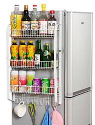 baratos -Utensílios de cozinha Metal Rapidez / Simples Suporte Uso Diário / Para utensílios de cozinha 1pç