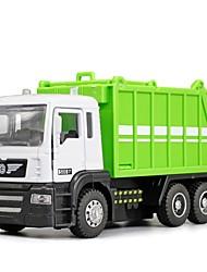 Недорогие -Игрушечные машинки Машина для регенерации дорожного покрытия Транспорт Вид на город / утонченный Металл Все Детские / Для подростков Подарок 1 pcs