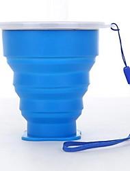 Недорогие -Drinkware Полный силикон для тела Бокал Компактность / Сжимая 1 pcs