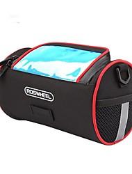 Недорогие -Бардачок на руль 5.5 дюймовый Со светоотражающими полосками Велоспорт для iPhone 8 Plus / 7 Plus / 6S Plus / 6 Plus / 600D полиэстер