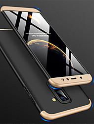 billiga -fodral Till Samsung Galaxy A6+ (2018) / A6 (2018) Frostat Skal Enfärgad Hårt PC för A6 (2018) / A6+ (2018) / A8 2018