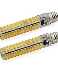 Недорогие -2pcs 5 W 450 lm E17 LED лампы типа Корн T 136 Светодиодные бусины SMD 5730 Диммируемая Тёплый белый / Холодный белый 220-240 V