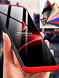 abordables -Coque Pour Xiaomi Mi 8 SE Antichoc Coque Intégrale Couleur Pleine Dur PC pour Xiaomi Mi 8 SE