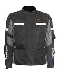 """Недорогие -RidingTribe JK-48 Одежда для мотоциклов ЖакетforМуж. Ткань """"Оксфорд"""" / Полиэстер Все сезоны Водонепроницаемый / Отражающая поверхность"""