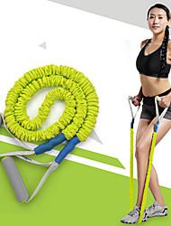 Недорогие -Эластичные ленты для занятий спортом С С крюком на дверь Нейлон / ABS / Натуральный латекс Стрейч, 40 фунтов Силовая тренировка, Физиотерапия, Упражнения с сопротивлением Для