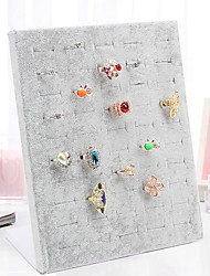 cheap -Other Leather Type Rectangle New Design / Cute / Cool Home Organization, 1pc Jewelry Organizers / Jewelry Boxes / Desktop Organizers