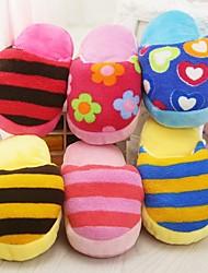 baratos -Interativo / Brinquedos que Guincham / Other Amigo de Animal de Estimação / Brinquedo foco / Brinquedos estranhos Felpudo Para Roedores / Cachorros / Coelhos