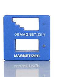 Недорогие -новый инструмент для размагничивания магнетизма высокого качества синий отвертка магнитный инструмент для снятия инструмента