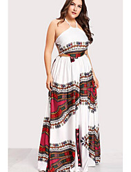 baratos -Mulheres Básico balanço Vestido Longo