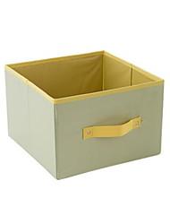 baratos -Tecidos Retângular Legal Casa Organização, 1pç Caixas de Armazenamento