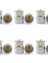 abordables -b22 à e14 vis led lampe halogène lumière douille adaptateur adaptateur ampoule convertisseur (6 pcs)